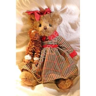 Мягкая игрушка мишка с лошадкой-873773
