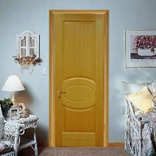 Дверное полотно МариаМ Алекс ПУ лак глухое 550-900 мм