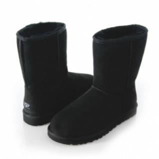UGG Australia Short Mens Black-903196