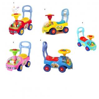 Каталка Baby Walker с прозрачным капотом Shenzhen Toys-37720252