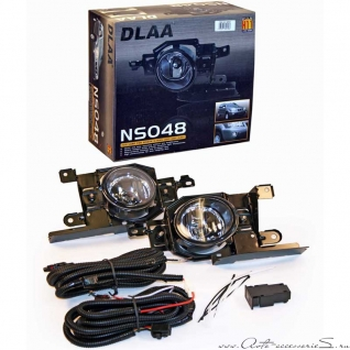 Фары противотуманные DLAA NS-048 W Nissan X-Trail/Frontier DLAA-8955180