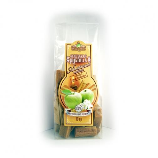 Белёвская хрустила яблочная постная, 70 г, пакет-822520