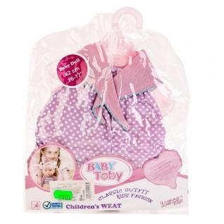 Платье Для Куклы 77000-111 В Пак.-37794176