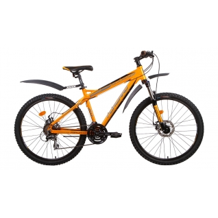 Forward Велосипед Forward Quadro 2.0 Disc (2015) 19 желтый-453603
