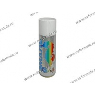 Краска Белая глянцевая KUDO KU-1001 520мл аэрозольная-417178