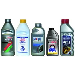 Жидкость тормозная CASTROL new Brake Fluid (0,5л)-490530