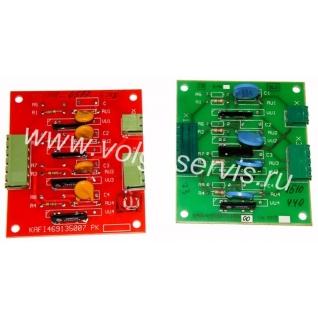 Плата ключей ПК КАФИ. 469.135.007 для станции УКЛ-4988908