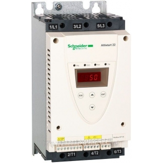 Устройство плавного пуска Altistart 22 ATS22D75Q 37 кВт, 380 В-5016450