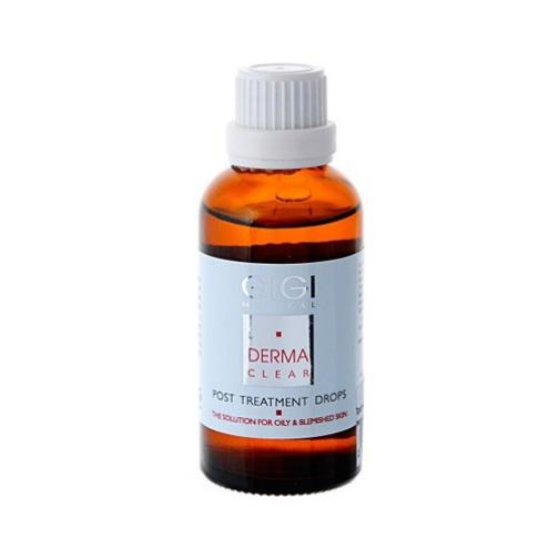 GIGI Derma Clear Post Treatment Drops - Капли Противовоспалительные Заживляющие-4942000