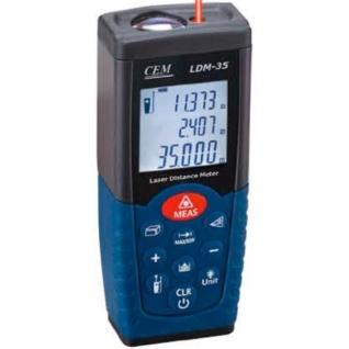 Дальномер лазерный CEM LDM-35