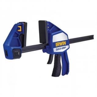 Струбцина Irwin QUICK GRIP XP 1250 мм, на сжатие 1275, на разжатие 1485 мм