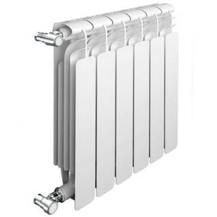 Радиатор биметаллический Sira Alice 350 6 секций