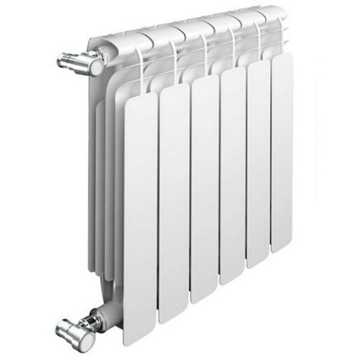 Радиатор биметаллический Sira Alice 350 6 секций-6761873