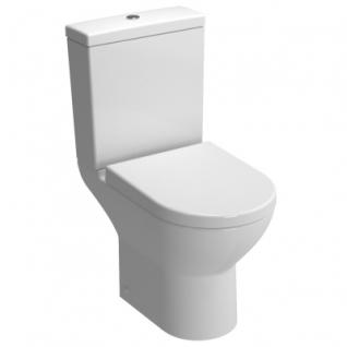 Комплект унитаза с сиденьем микролифт и механизмом смыва VitrA Diana-6650746