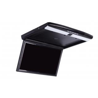 """Автомобильный потолочный монитор 17.3"""" со встроенным Full HD медиаплеером ERGO ER17S Black Ergo-6826444"""