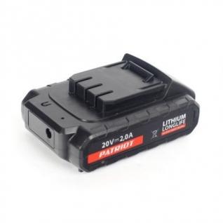 PATRIOT Аккумулятор Li-ion PATRIOT для серии The One,BR 201Li /h,2.0А.ч/20Вт-37755128