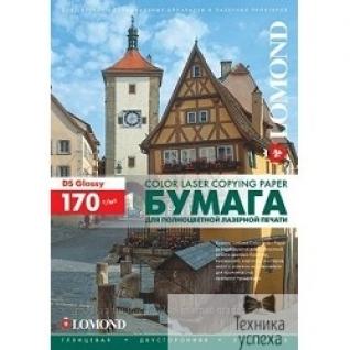 Lomond LOMOND 0310241 Фотобумага глянцевая А4,170г/м2, 250 листов