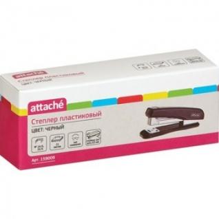 Степлер ATTACHE 8215 (N24/6&26/6) до 25 лист. черный
