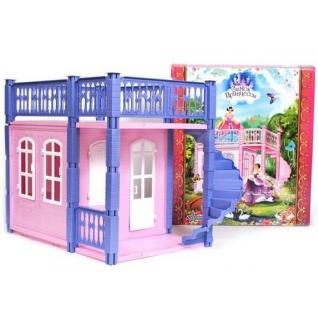"""Одноэтажный домик """"Замок принцессы"""" Нордпласт-37742827"""