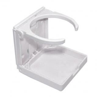 Держатель стакана регулируемый, пластмасса (C13601W)-5941707