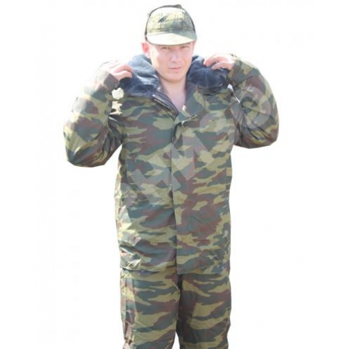 Костюм утепленный КМФ ткань Рип-Стоп-9726