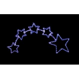 Световая фигура Feron LT010 Звездопад-8185994