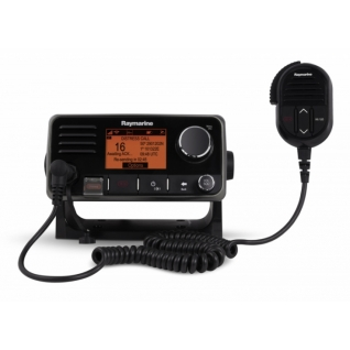 Радиостанция Raymarine Ray70 Vhf Radio With Gps And Ais (E70251)