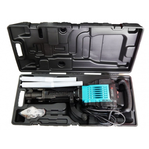 Отбойный молоток ручной электрический в кейсе (220В, 1750Вт, 2100 уд/мин, патрон Hex) Forsage electro-6003849