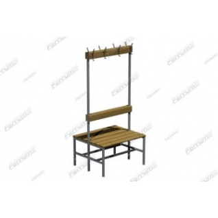 Скамейка для раздевалок Феррум 03.523-398037