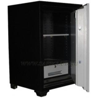 Огнестойкий сейф STAHLKRAFT FR-455 2KL-447420