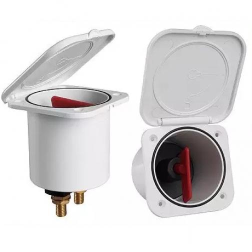Выключатель массы в коробе в белом корпусе (10252606)-6905573