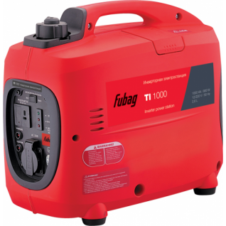 Инверторный генератор FUBAG TI 1000 FUBAG-894281