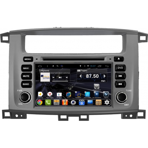 Daystar DS-7083HD Toyota LC 100 ANDROID DayStar-834215