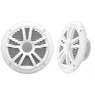 """Влагозащищенные динамики BOSS Audio Marine MR6W (6,5"""", 180 Вт.) белый BOSS AUDIO-6665202"""