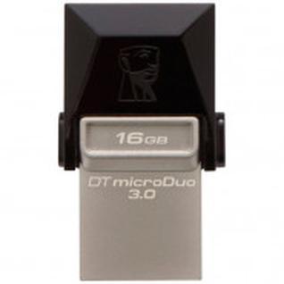 Флеш-память Kingston DTDUO3 16GB USB 3.0(DTDUO3/16GB).