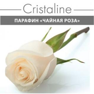 Косметический парафин Чайная Роза CRISTALINE