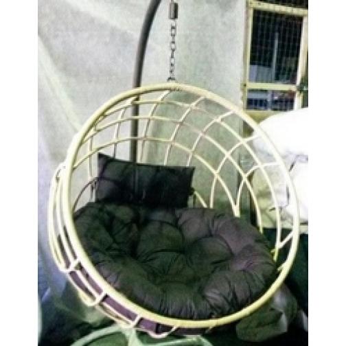 Подвесное кресло из искусственного ротанга МД-204/2-6822543
