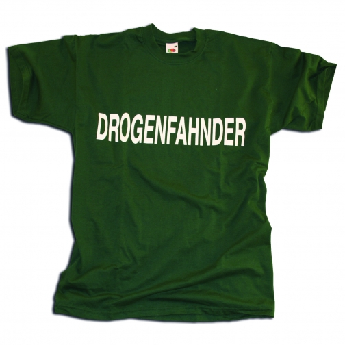 Made in Germany Футболка DROGENFAHNDER 5025848