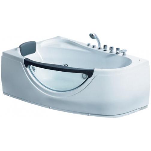 Акриловая ванна Gemy с гидромассажем (G9046-II K) 6817530 1