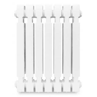 Чугунный секционный радиатор Konner Modern 500, 7 секций с монтажным комплектом-6761968
