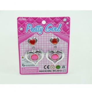 Набор украшений Pretty Girl - Сережки Shantou-37719086