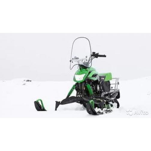 Разборный Снегоход DINGO T150 150сс 4т (2016г)-1025808