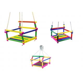 Подвесные детские качели Karolina Toys-37712464