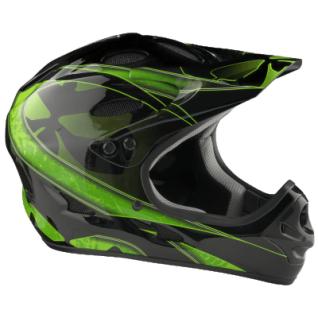 Велошлем KALI Savara Masquerade Green M-2003516