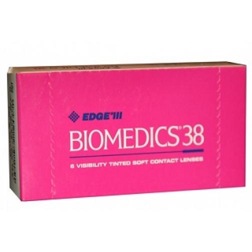 Biomedics 38. Оптич. сила -9,5. Радиус 8,6-4058194