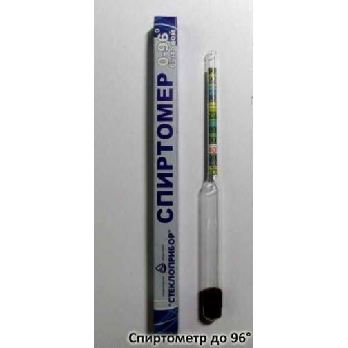 Спиртомер бытовой повышенной точности 0-96-716276