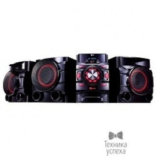 Lg LG CM4560 черный 700Вт/CD/CDRW/FM/USB/BT
