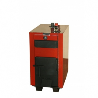 Буржуй-К Стандарт-30 – твердотопливный пиролизный котел мощностью 30 кВт-6762586