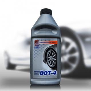 Тормозная жидкость Промпэк Дот4, 5кг-5921484