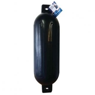Dock Edge Кранец ребристый из мягкой виниловой пластмассы Dock Edge Dolphin 79-236-F 165 x 584 мм черный-6846997